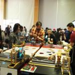 Freshmen Competition: Operation Desert Hail, Mechanical Engineering Design Day