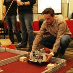 Mechatronics Competition: Mission Impossible, Mechanical Engineering Design Day